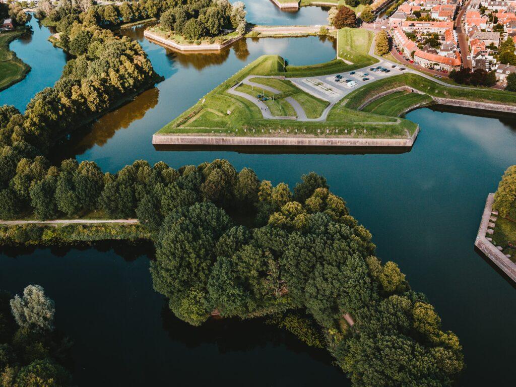 fietsen hollandse waterlinie